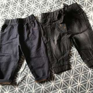 Baby girl Pants Jeans