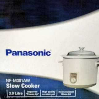 Panasonic Slow Cooker NF-M301AW