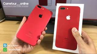 Kredit iPhone 7 Plus 128 GB - tanpa kartu kredit
