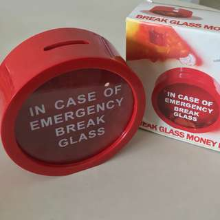 [BNIB] Emergency Break Glass Coinbank