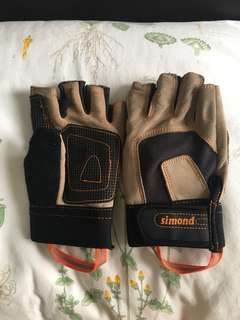 Gym/Climbing gloves