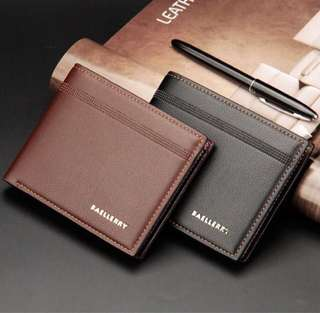 Baellerry Special Collection Bifold Men's Leather Wallet