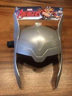 Thor avengers mask helmet