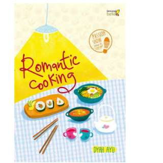 Ebook Romantic Cooking - Dyah Ayu