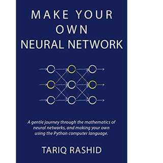 Ebook- Make Your Own Neural Network