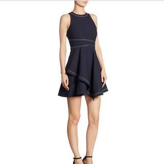 Cinq a Sept Lyla Fit & Flare Dress