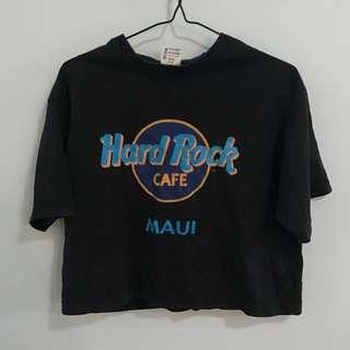 Vintage Hard Rock T Shirt