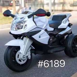 Rechargeable motorcycle 6189