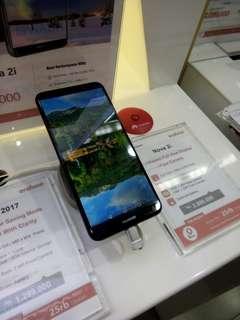 Huawei Nova 2i cicilan Dp 850rb Tenor 10 bulan