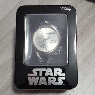 RARE STAR WARS COLLECTABLE! Original Pocket Watch from Lucasfilm Ltd!