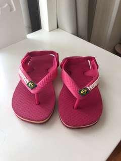 Baby Havaianas (US 5C | EUR 21)