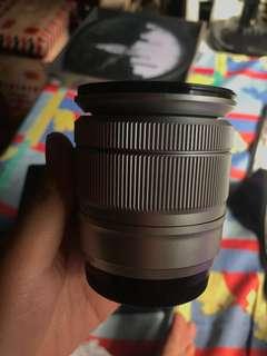 Kit Lens 16-50mm Fujifilm XA-3