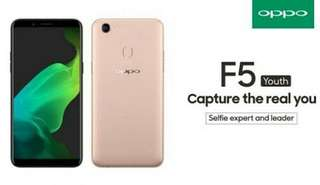 Oppo F5 Youth bisa dicicil