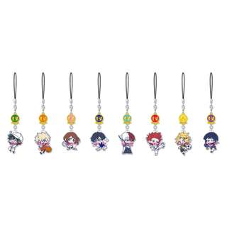 [PO] My Hero Academia Yurayura Charm Collection