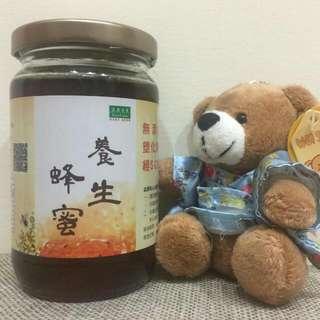 益康嚴選-養生蜂蜜