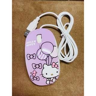 🚚 Hello kitty 滑鼠