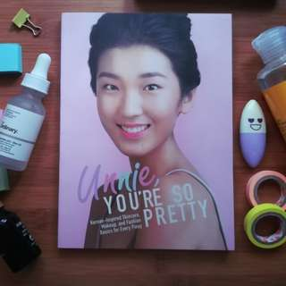 Unnie You're So Pretty - Guide to your Korean Skin