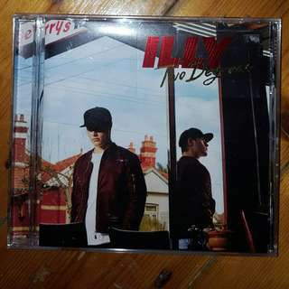 Illy 'Two Degrees' CD