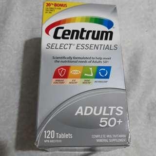 Centrum Adult 50+