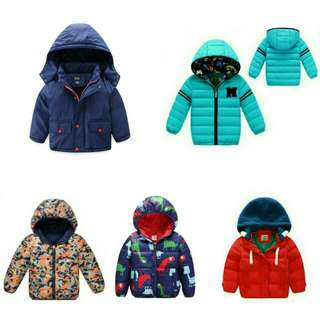 Kids Winter Jacket!