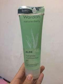 Wardah Aloe Vera Nature Daily