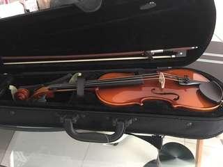 小提琴 Violin(適合小一至小三)