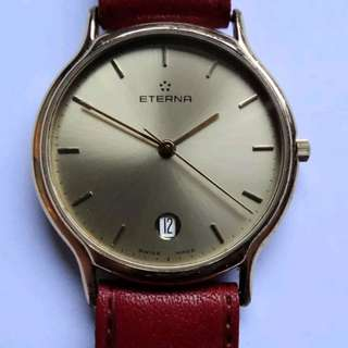 Vintage Eterna Mens Watch