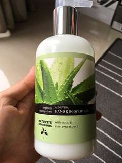 Mark and spencer beauty hand and body lotion