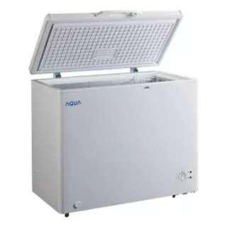 Chest frezzer Aqua AQF 200 Bisa kredit tanpa DP