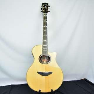 (全新福利品)YAMAHA APX1200 II 二代全單板 原木色 木吉他 附原廠一年保固專屬厚琴袋