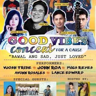 Goodvibes Concert