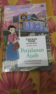 Buku chicken soup