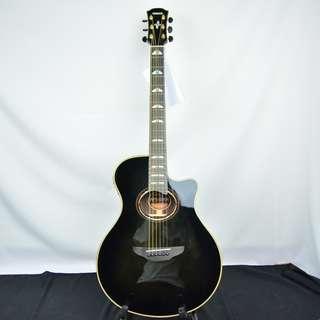 (全新福利品)YAMAHA APX1200 II 二代全單板黑色木吉他 附原廠一年保固專屬厚琴袋
