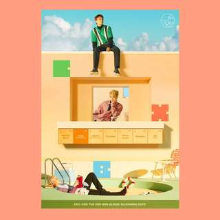 [PREORDER] EXO-CBX - BLOOMING DAYS