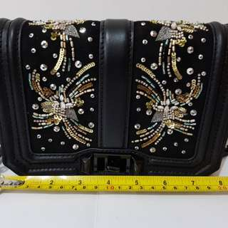 Rebecca Minkoff Small Love with beads