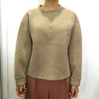 Winter scuba sweater