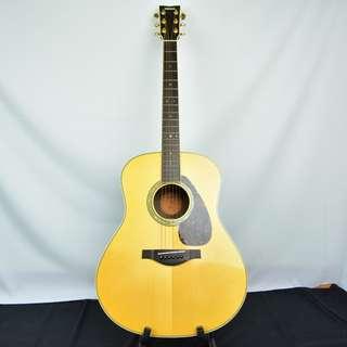 (福利品出清)YAMAHA LL6are 原木色 木吉他 附原廠一年保固