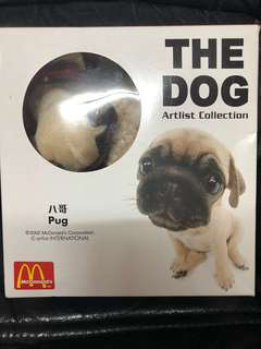 the dog artlist collection 小枕頭