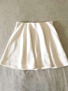 White Skirt F21