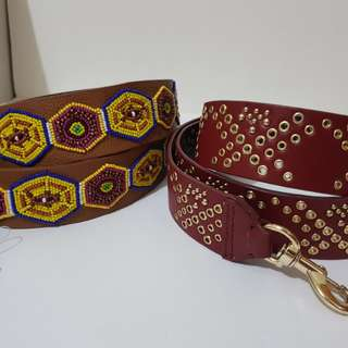 Rebecca Minkoff bag straps