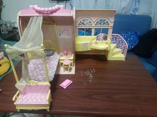 Barbie Bedroom (Reserved)