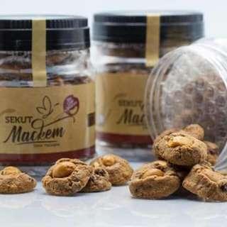 Macadamia Cookies (Mackem)