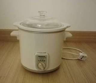Panasonic NF-M301AW slow cooker (3 litres capacity) ceramic pot