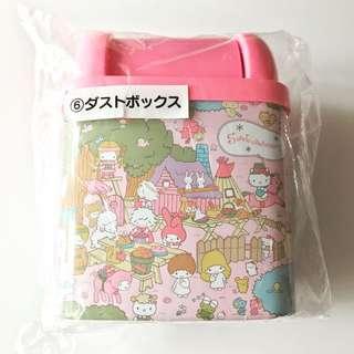 日本一番賞Sanrio垃圾桶仔