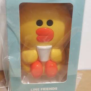 Line friends portable fan