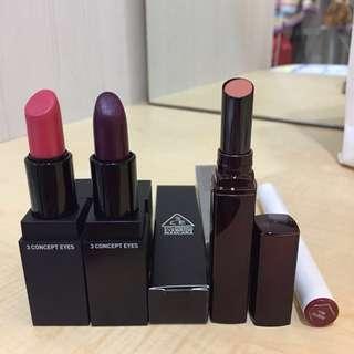 Assorted new/ lightly used lipsticks!