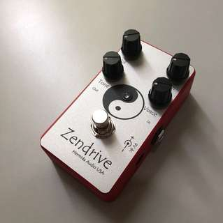 Lovepedal Red Zendrive