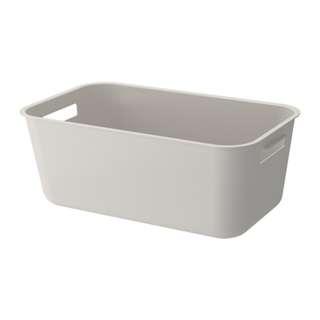 [IKEA] GRUNDVATTNET Washing-up bowl, grey
