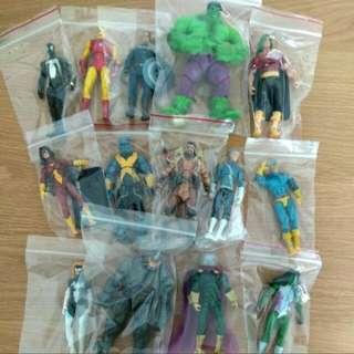 Hasbro Marvel Universe 3.75 Figures