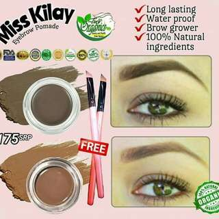 Miss Kilay Organic Eyebrow Pomade